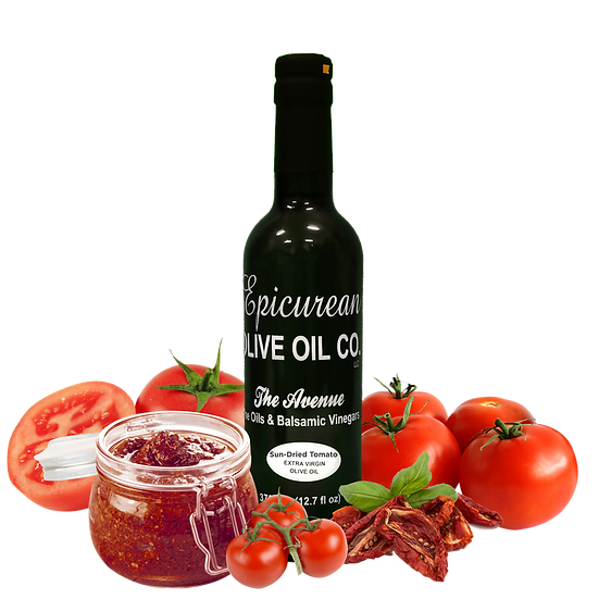 Sun-Dried Tomato Extra Virgin Olive Oil