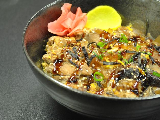 Teriyaki Chicken Don