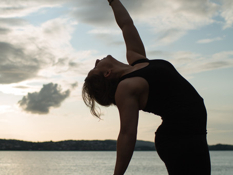 Pauserommet - og en 15 minutters yogaøkt