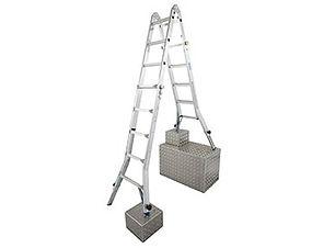 лестница трансформер шарнирная krause.jp