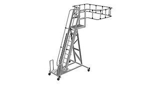спецконструкции лестницы для транспорта