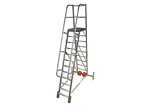 лестницы с платформой krause.jpg