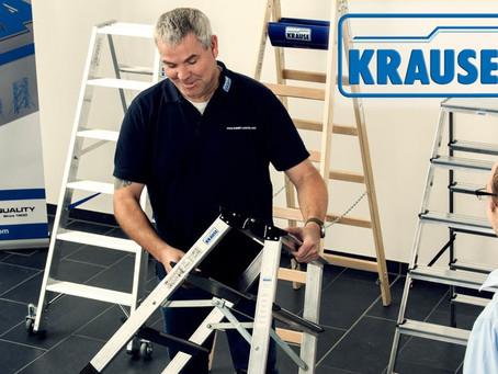 Krause сайт производителя лестниц