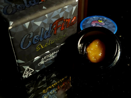 Coldfire Extracts Live Resin