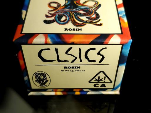 CLSICS Live Rosin