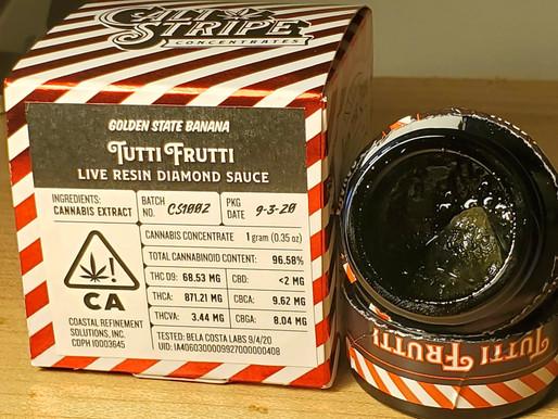 Cali Stripe Diamond Sauce