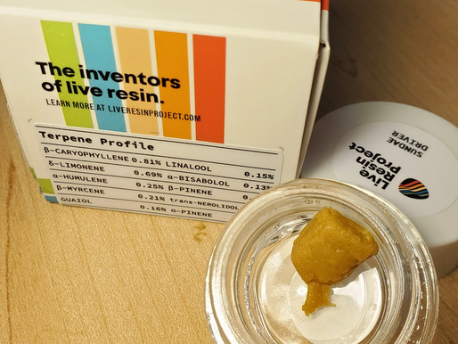 The Live Resin Project
