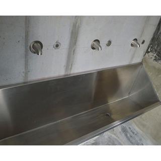 Gríferia carcelaria para lavamanos