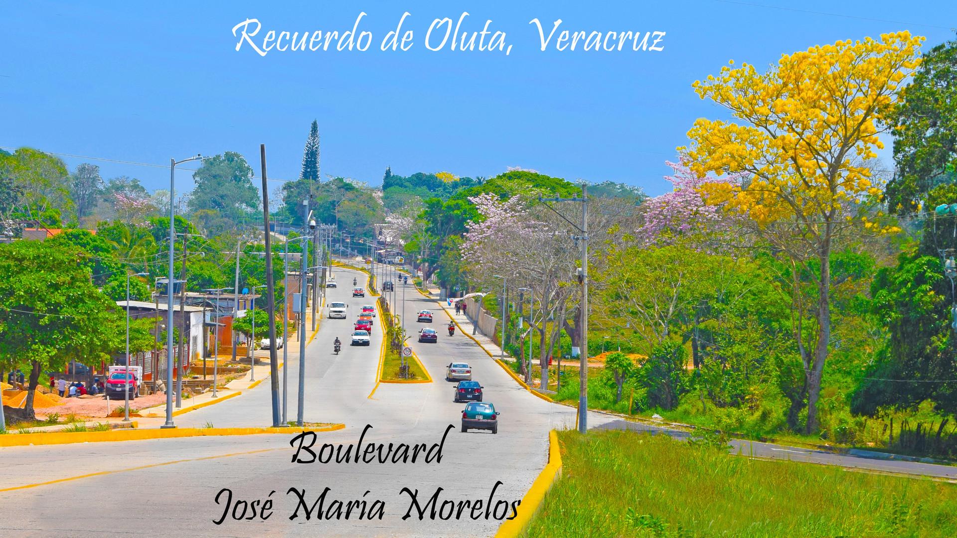Boulevard Oluta