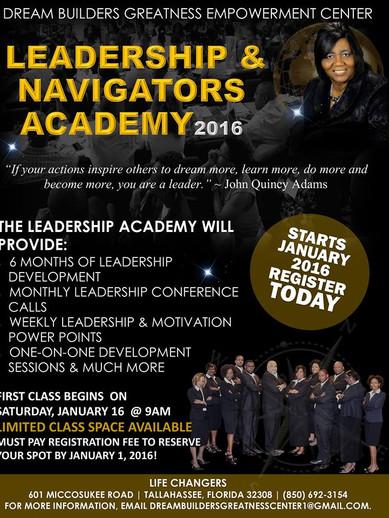 Leaders & Navigatores Academy