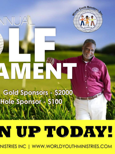 World Youth Ministries Golf Tournament
