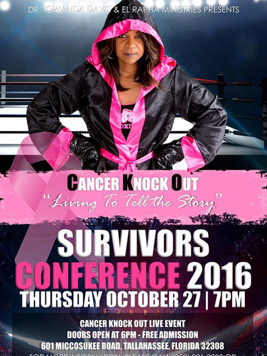 Cancer Knockout Survivor's Conference