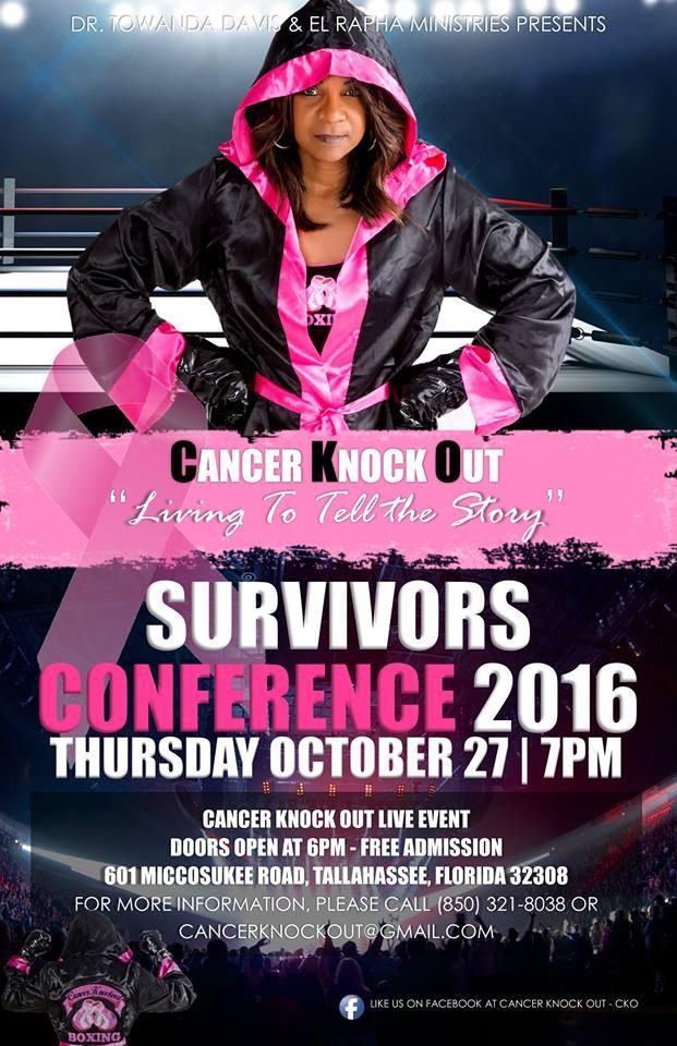 Cancer Knockout Survivor's Conference