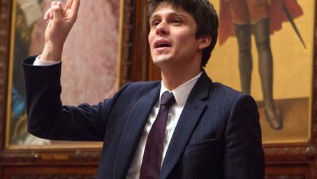 Benjamin Dalle gecoöpteerd senator