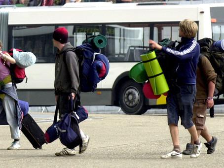 Jeugdverenigingen reizen ook deze zomer voordelig met De Lijn naar hun bivakplaats
