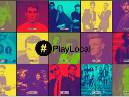 #PlayLocal: steun artiesten van bij ons en draai Belgische muziek