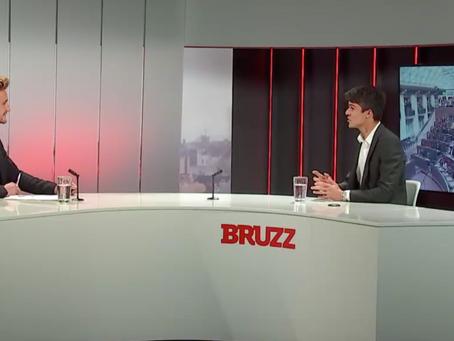 BRUZZ: Brusselminister Dalle (CD&V): 'Bijzonder blij met deze uitdaging'