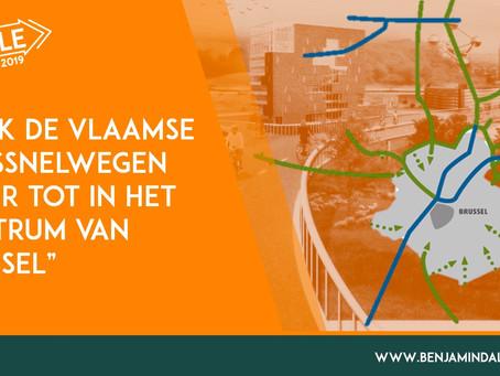 """""""Trek fietssnelwegen uit Vlaanderen door tot in centrum Brussel"""""""