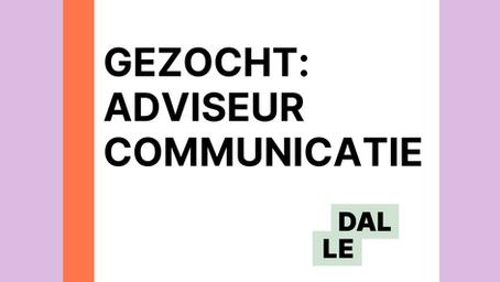 Kabinet Dalle zoekt Communicatieadviseur