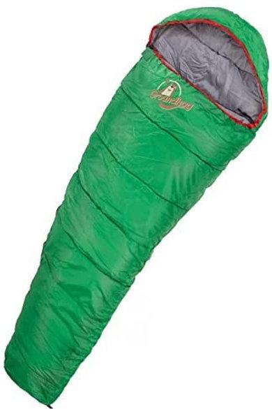 Groundhog Taku Mumien Schlafsack Erwachsenen