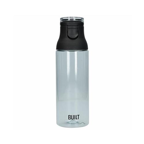 BUILT Flip Top Wasserflasche aus Tritan