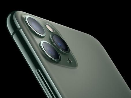 iPhone 11 & iPhone 11 Pro  年度更迭- 最強大的相機模組