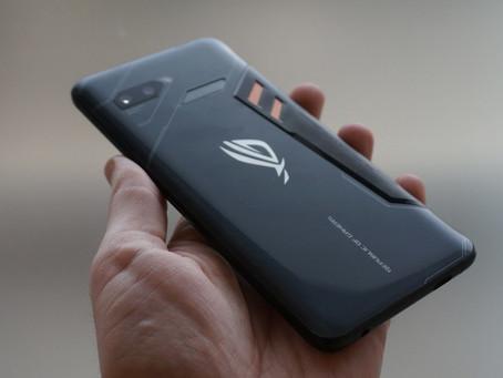 ASUS ROG Phone 怪物級最強電競手機!顛覆對手機的概念!