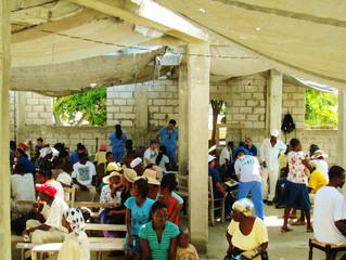 Sexual Health in Haiti (Phil Schertz)