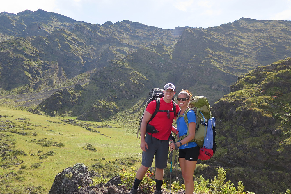 Haleakalā National Park Crater