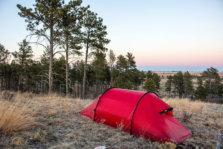 Facebook - Our campsite just under 5000ft in the Black Hills in Wind Cave Nation