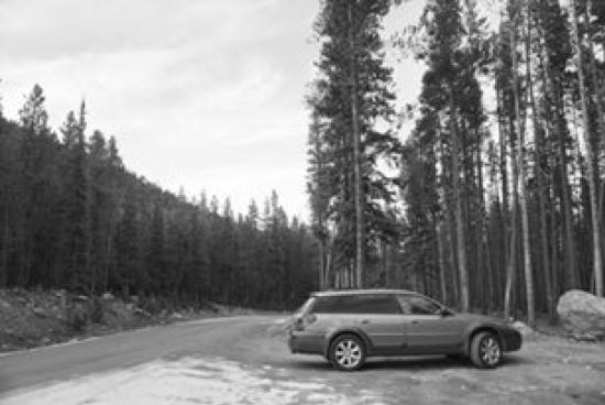 Spruce Creek Loop Trailhead