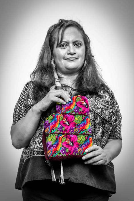 Cecilia Ramirez, AIRES, (International Alliance for Reforestation), Guatemala...