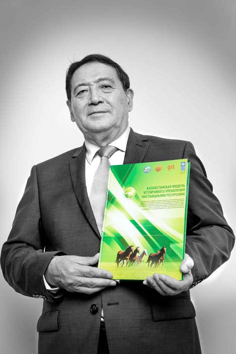 """BaktiyarSadak, Public Foundation """"ZhassylAzyk"""", Kazakhstan..."""