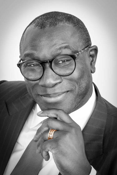 Hubert Yaw Okyere Danso, CEO & Chairman, Africa investor (Ai) Group...
