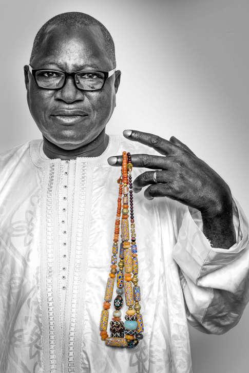 Nomba Ganamé, Mali Elephant Project, Mali...
