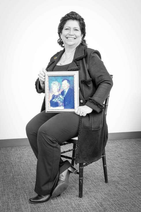 Gloria Nelund, Chairman & CEO, TriLinc Global...