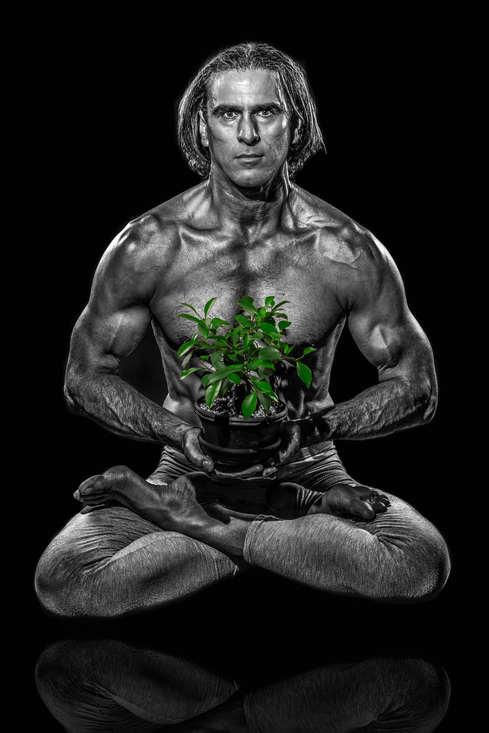 Jon Kolaska, Master Yoga Teacher...