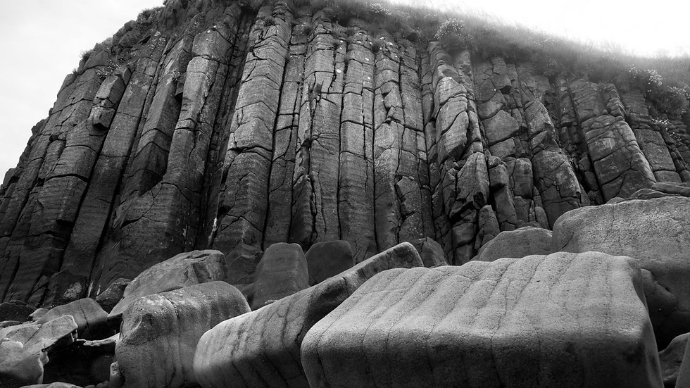 "Videy Island,  Iceland (24""x36"")"