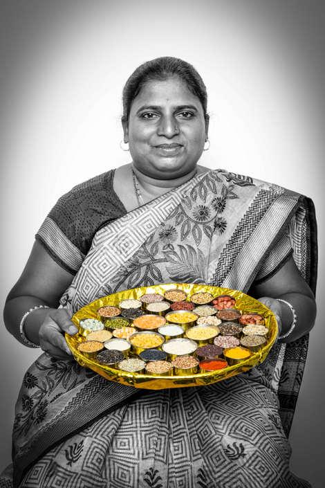 Godavari Bhimashankar Dange, Swayam Shikshan Prayog farming project, India...