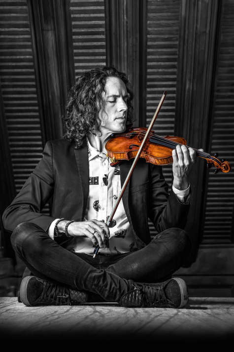 Tim Fain, world renowned violinist and composer...