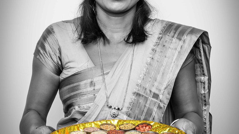 "Kamal Kumbhar, India, UN Equator Prize Winner (20""x13"")"