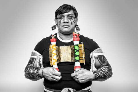 Yakagi Kuikuro Mehinaku, Xingu Indigenous Land Association, Brazil...