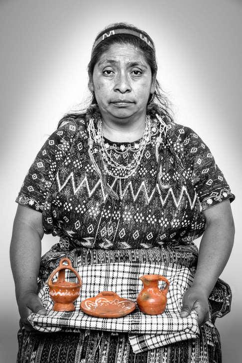 Gilberta Lopez, AIRES, (International Alliance for Reforestation), Guatemala...