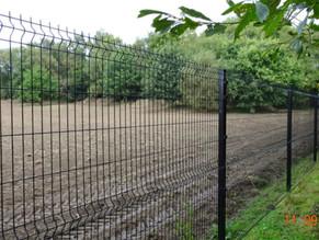 Egley Road Top Field Deep Ploughed, Wildlife DEAD!