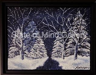 "Winters Night ""SOLD"""