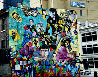 5th Ave. Mural