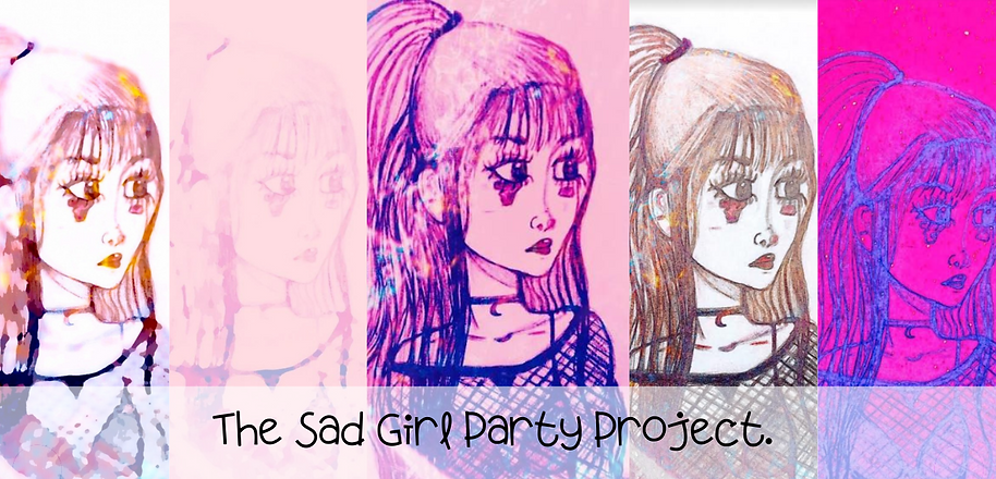 The Sad Girl Party Project .png