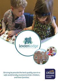 Lexden Lodge Kindergarten Prospectus