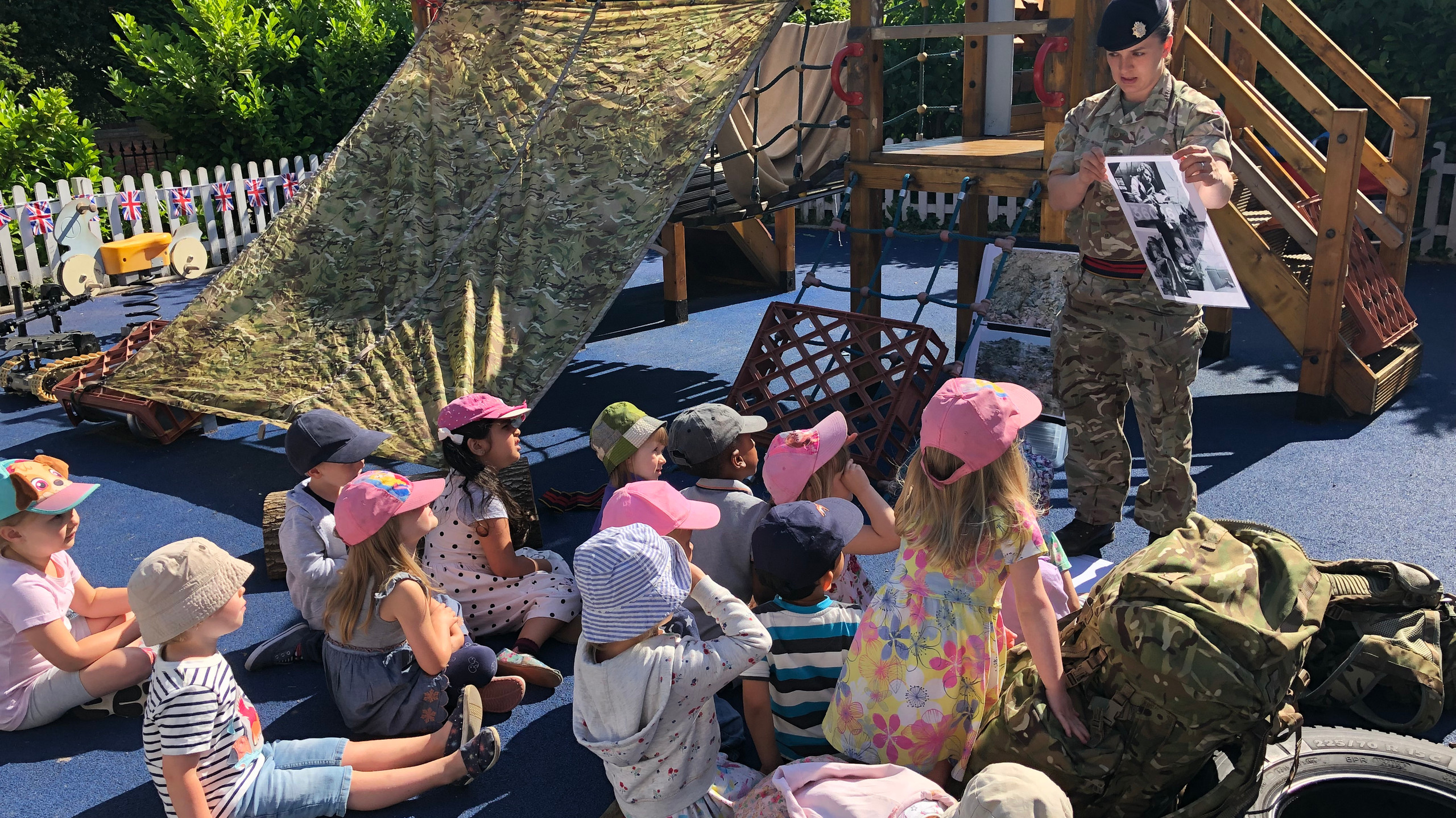 Learning About the Army