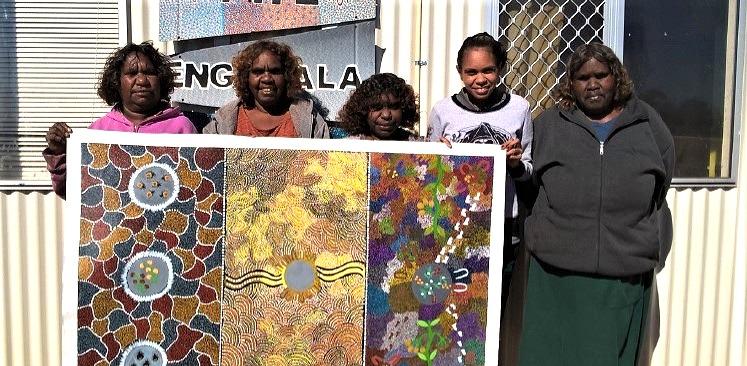 Engawala Women's Activity